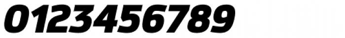 Hackman Black Italic Font OTHER CHARS