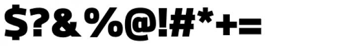 Hackman Black Font OTHER CHARS