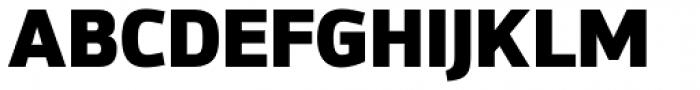 Hackman Black Font UPPERCASE