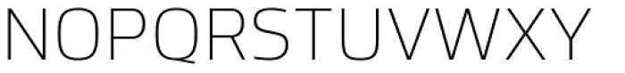 Hackman Light Font UPPERCASE