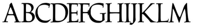 Hadrianus Font UPPERCASE