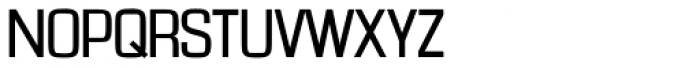 Hafez Regular Font UPPERCASE