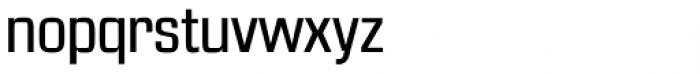 Hafez Regular Font LOWERCASE