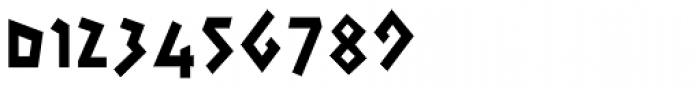 Hagedi MF Medium Font OTHER CHARS