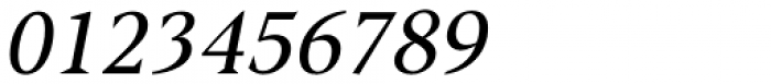 Haggard Nova Italic Font OTHER CHARS