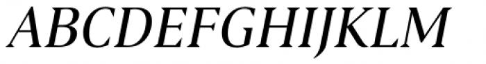Haggard Nova Italic Font UPPERCASE