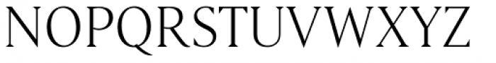 Haggard Nova Light Font UPPERCASE