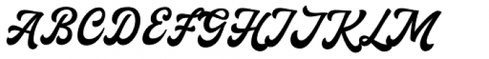 Haglos Regular Font UPPERCASE