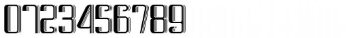 Haike 3D Font OTHER CHARS