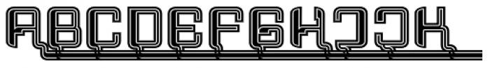 Haike Reg Alt Caps College Font LOWERCASE
