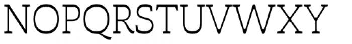 Hailgen Light Font UPPERCASE