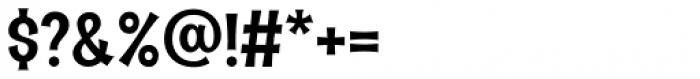 Halau Light Font OTHER CHARS