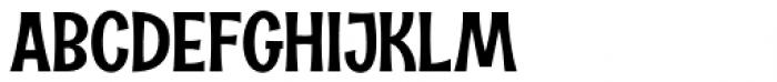 Halau Light Font UPPERCASE