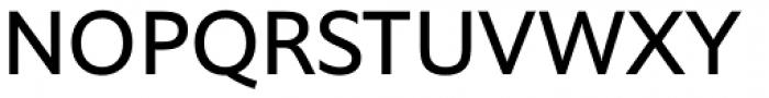 Halifax Regular Font UPPERCASE