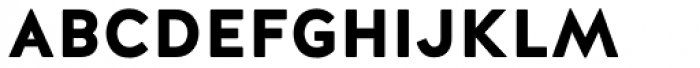 Halis Rounded SC Bold Font LOWERCASE