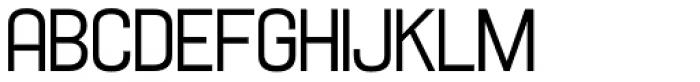 Hallandale JNL Font UPPERCASE