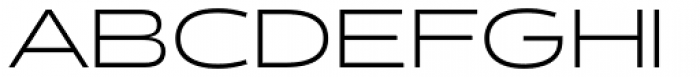Halogen Light Font UPPERCASE