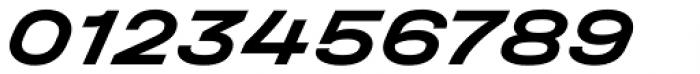 Halvar Breitschrift Bold SuperSlanted Font OTHER CHARS