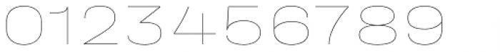 Halvar Breitschrift Hairline Font OTHER CHARS