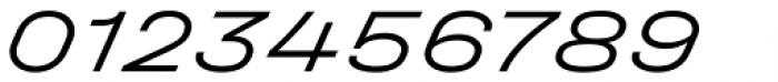 Halvar Breitschrift Light SuperSlanted Font OTHER CHARS