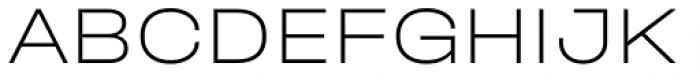 Halvar Breitschrift Thin Font UPPERCASE