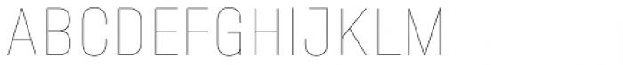 Halvar Engschrift Hairline Font UPPERCASE