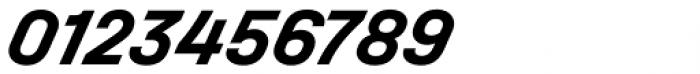 Halvar Mittelschrift Bold SuperSlanted Font OTHER CHARS