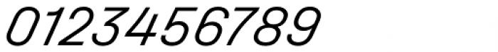 Halvar Mittelschrift Light SuperSlanted Font OTHER CHARS