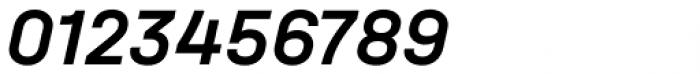 Halvar Mittelschrift Medium Slanted Font OTHER CHARS