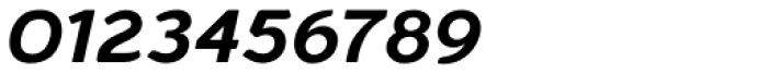 Halvorsen Pro ExtraBold Italic Font OTHER CHARS