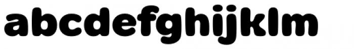 Hamburger Font BF Font LOWERCASE