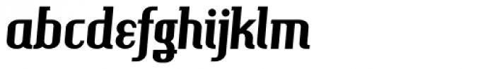 Hamburger Heaven NFPro Font LOWERCASE