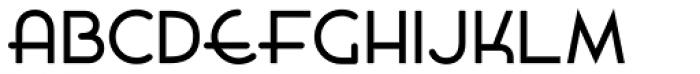 Hamburger Sandwitch Font UPPERCASE