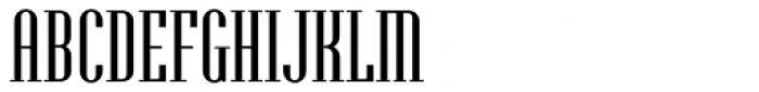 Hamerslag Regular Font UPPERCASE