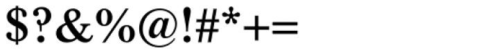 Hamuel Nine Five Font OTHER CHARS