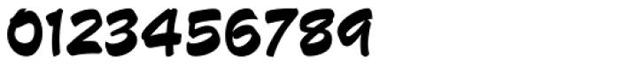 Hand Drawn Std Font OTHER CHARS