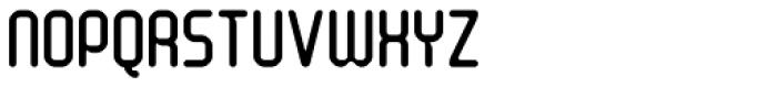 Handheld Round Font UPPERCASE
