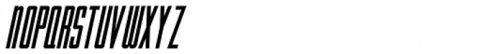 Handmade Headline Oblique JNL Font LOWERCASE