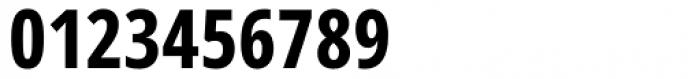Handset Sans WGL Condensed Bold Font OTHER CHARS
