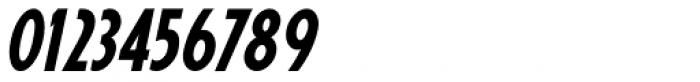Hanford Oblique JNL Font OTHER CHARS