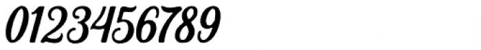 Hanleth Script Rough Font OTHER CHARS