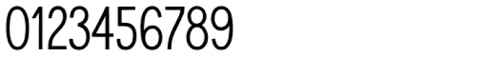 Hanley Pro Slim Font OTHER CHARS