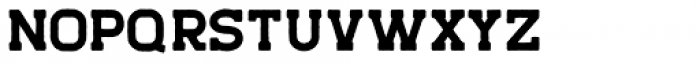Hansel  Rough Font LOWERCASE
