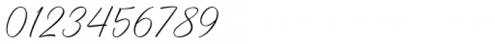 Hanthem Script Regular Font OTHER CHARS