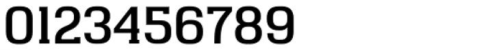 Hapna Slab Serif DemiBold Font OTHER CHARS