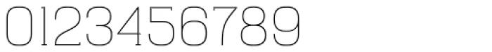 Hapna Slab Serif Light Font OTHER CHARS