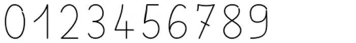 Happy Reader Narrow Regular Font OTHER CHARS