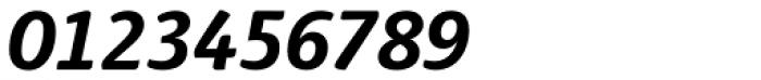Haptic Pro Bold Italic Font OTHER CHARS