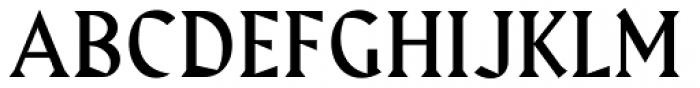 Harbour Light Font UPPERCASE