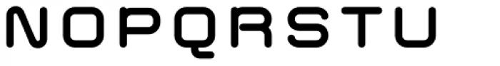 Hardliner AOE Font UPPERCASE